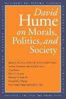 """David Hume on Morals, Politics, and Society"" by David Hume"