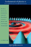 """""""Fundamentals of Physics II"""" by R. Shankar"""