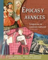 """Epocas y avances [Student Text]"" by Scott Gravina"