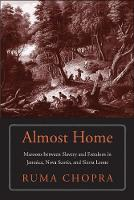 """Almost Home"" by Ruma Chopra"