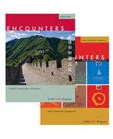 """Encounters Student Book 1 Print Bundle"" by Cynthia Y.  Ning"