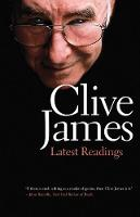 """Latest Readings"" by Clive James"