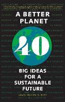"""""""A Better Planet"""" by Daniel C. Esty"""