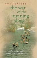 Jacket image for The War of the Running Dogs