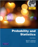 Jacket image for Probability and Statistics