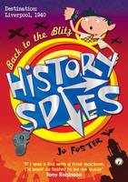 Jacket image for History Spies: Back to the Blitz