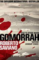 Jacket image for Gomorrah: Italy's Other Mafia