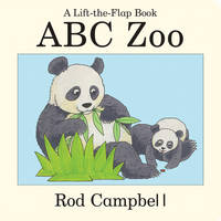 Jacket image for ABC Zoo