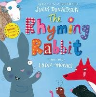 Jacket image for The Rhyming Rabbit