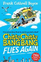 Jacket image for Chitty Chitty Bang Bang 1: Flies Again
