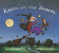 Jacket image for Room on the Broom vol 3