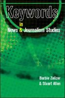 Jacket image for Key Words in News and Journalism