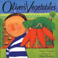 Jacket image for Oliver's Vegetables