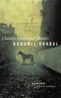 Jacket image for Closely Observed Trains