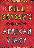 Jacket image for Bill Bryson African Diary