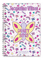 Jacket image for Jacqueline Wilson Diary 2013