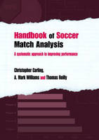 Jacket image for Handbook for Soccer Match Analysis