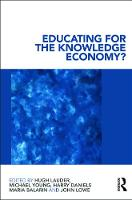 Jacket image for Educating for the Knowledge Economy?