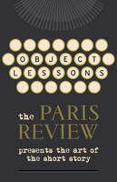 Jacket image for Object Lessons