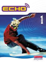Jacket image for Echo 1 Pupil Book
