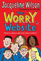Jacket image for The Worry Website
