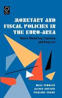 Jacket image for Monetary and Fiscal Policies in the Euro-Area