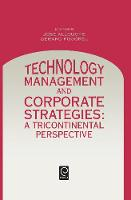 Jacket image for Technology Management and Corporate Strategies