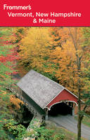 Jacket image for Vermont, New Hampshire & Maine
