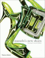 Jacket image for Manolo's New Shoes
