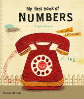 Jacket image for My First Book of: Numbers
