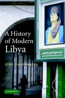 Jacket image for A History of Modern Libya