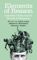 Jacket image for Elements of Reason
