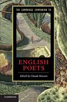Jacket image for The Cambridge Companion to English Poets