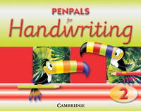 Jacket image for Penpals for Handwriting Year 2 Practice Book