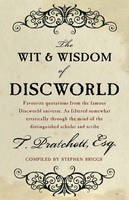 Jacket image for The Wit and Wisdom of Discworld