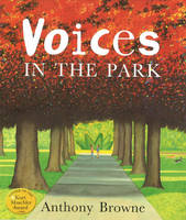 Jacket image for Voices In The Park