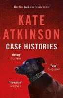 Jacket image for Case Histories