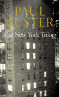 Jacket image for The New York Trilogy