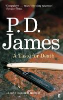 Jacket image for A Taste for Death