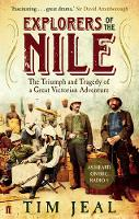 Jacket image for Explorers of the Nile: The Triumph and Tragedy of a Great Victorian Adventure