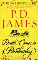 Jacket image for Death Comes to Pemberley