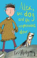 Jacket image for Alex, the Dog and the Unopenable Door
