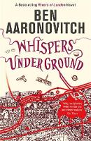 Jacket image for Whispers Underground