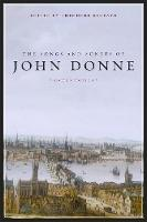 Jacket image for The Songs and Sonets of John Donne