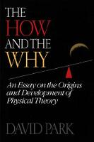 Jacket image for The How and the Why
