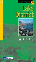 Jacket image for Lake District Walks