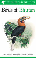 Jacket image for Birds of Bhutan