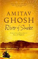 Jacket image for River of Smoke