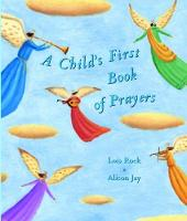 Jacket image for A Child's First Book of Prayers