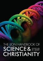 Jacket image for The Lion Handbook of Science and Christianity